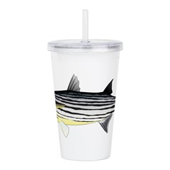 Cape Verde Mullet Acrylic Double-wall Tumbler