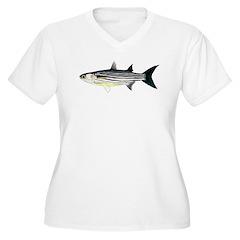 Cape Verde Mullet Plus Size T-Shirt