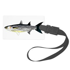 Cape Verde Mullet Luggage Tag