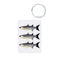 Cape Verde Mullet Keychains