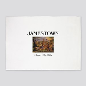 ABH Jamestown 5'x7'Area Rug