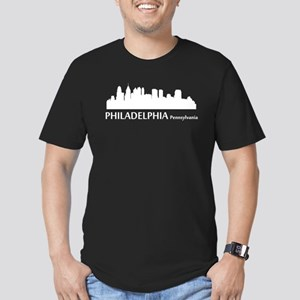 Philadelphia Cityscape Skyline T-Shirt