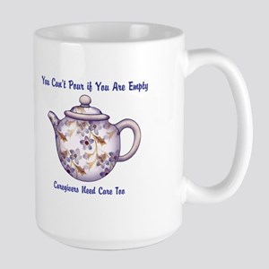 You Cant Pour if You Are Empty Mugs