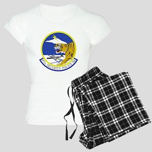 97th Security Police Squadr Women's Light Pajamas