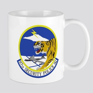 97th Security Police Squadron Mug
