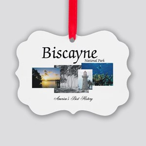 ABH Biscayne NP Picture Ornament