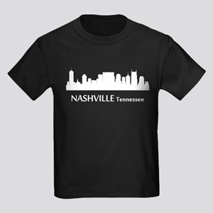 Nashville Cityscape Skyline T-Shirt