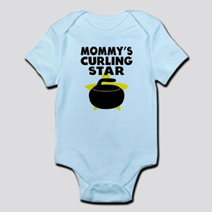 Mommys Curling Star Body Suit