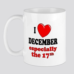 December 17th Mug