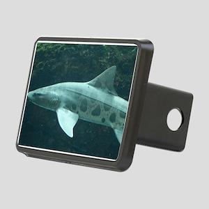 LEOPARD SHARK Rectangular Hitch Cover