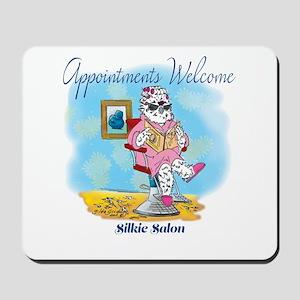 Silkie Salon Mousepad