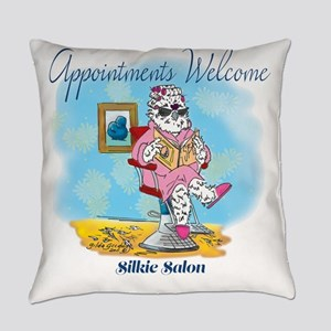 Silkie Salon Everyday Pillow