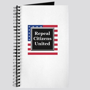 Repeal Citizens United Journal