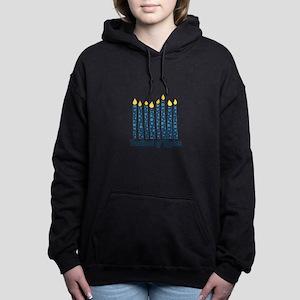 Festival Of Lights Women's Hooded Sweatshirt