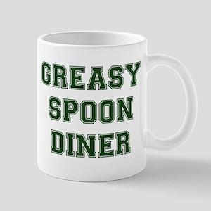 GREASY SPOON DINER! Mugs