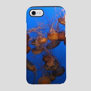 JELLYFISH AQUARIUM iPhone 8/7 Tough Case