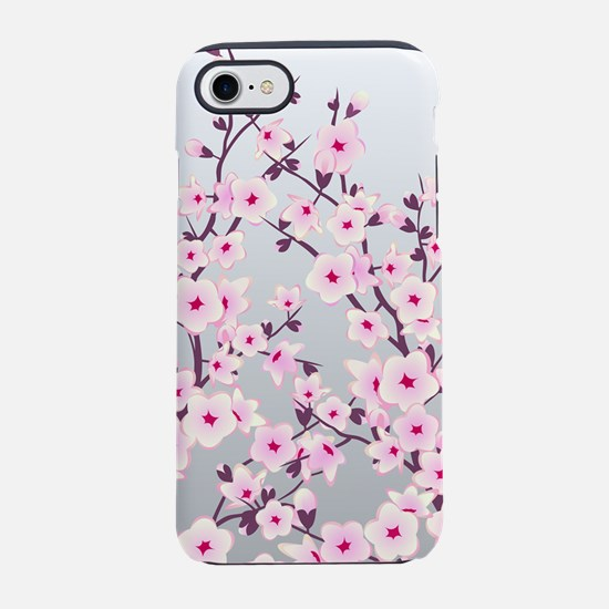 Floral Cherry Blossom iPhone 8/7 Tough Case