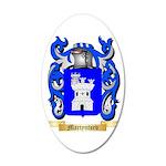 Martyntsev 35x21 Oval Wall Decal