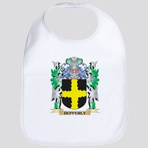 Dufferly Coat of Arms (Family Crest) Bib