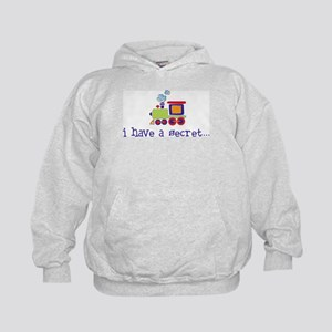 big brother again train Kids Hoodie