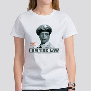 I Am The Law Women's T-Shirt