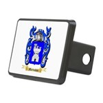 Martushev Rectangular Hitch Cover
