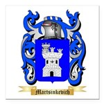 Martsinkevich Square Car Magnet 3