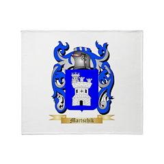 Martschik Throw Blanket