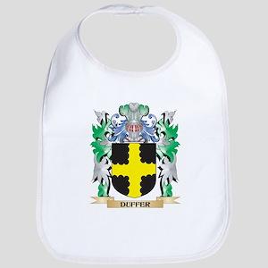 Duffer Coat of Arms (Family Crest) Bib