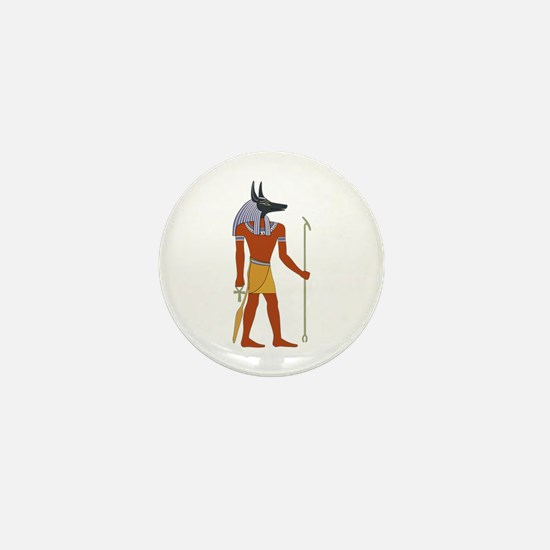 Anubis Mini Button