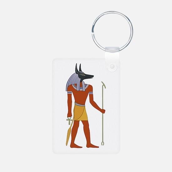 Anubis Keychains