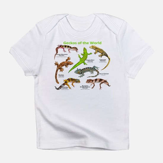 Geckos of the World T-Shirt