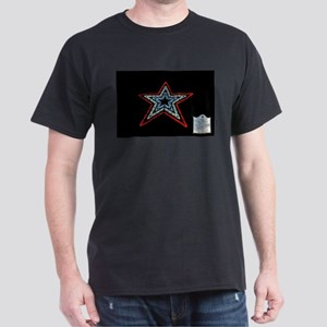 Star with Plaque T-Shirt