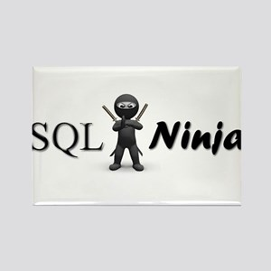SQL Ninja Magnets