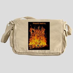 Firebird Festival Phoenix to Baby Messenger Bag