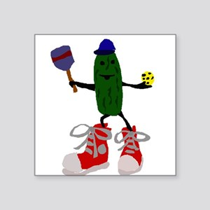 Pickleball Pickle Sticker