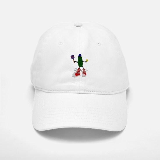 Pickleball Pickle Baseball Baseball Cap