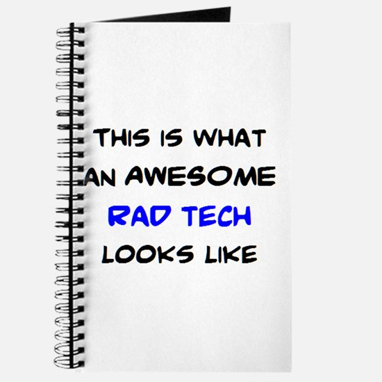 awesome rad tech Journal