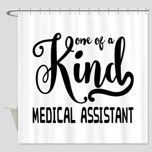 Medical Assistant Shower Curtain