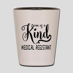 Medical Assistant Shot Glass