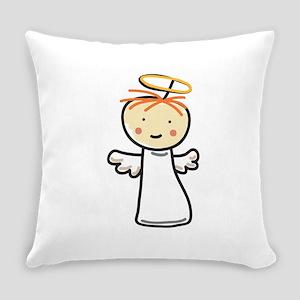 Angel Child Everyday Pillow