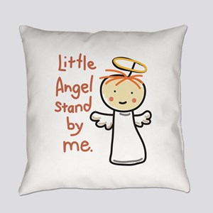 Little Angle Stand By Me. Everyday Pillow