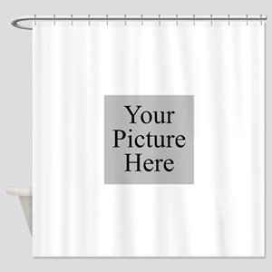 Your Picture Here Shower Curtain