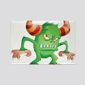 Halloween Monster 3 Magnets