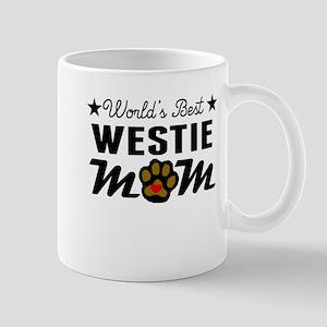 World's Best Westie Mom Mugs