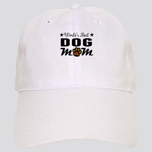World's Best Dog Mom Baseball Cap