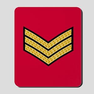 British Sergeant<BR> Mousepad