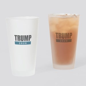 Trump 2020 Drinking Glass