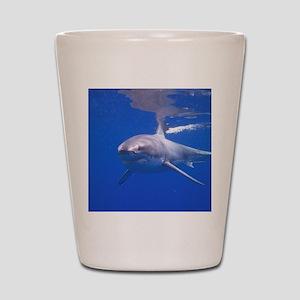 GREAT WHITE SHARK 4 Shot Glass