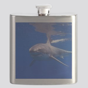 GREAT WHITE SHARK 4 Flask